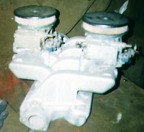 Turbocharging a SBF